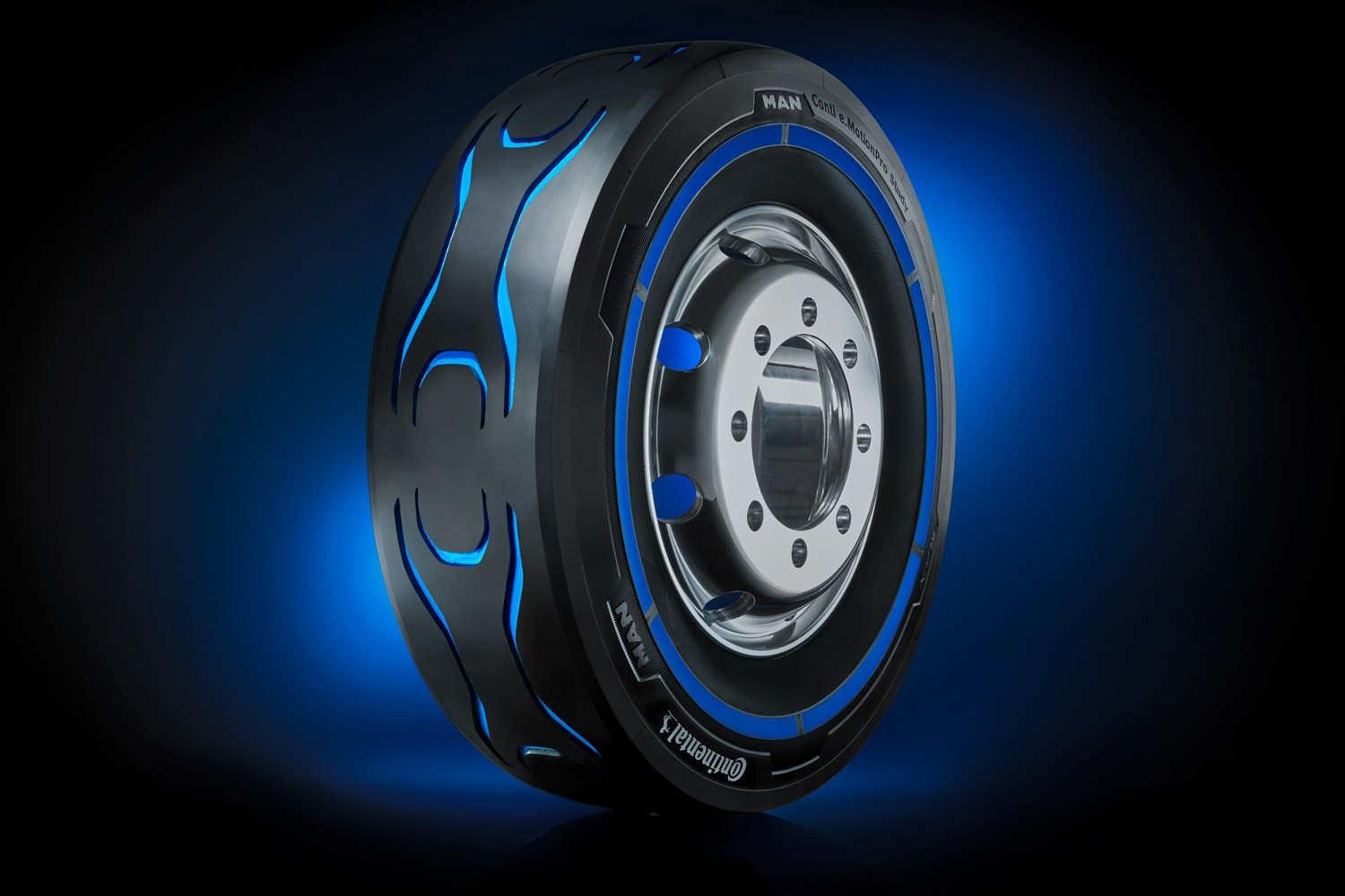 Concept tyre for MAN CitE