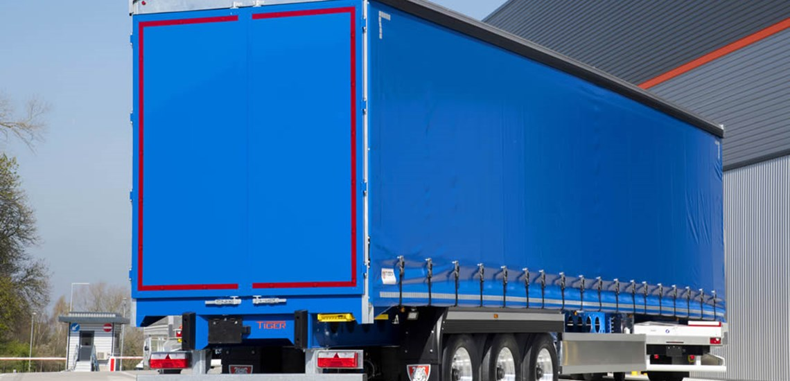 Clearspan Curtainsider