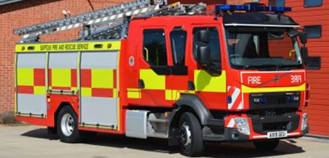 Suffolk Fire & Rescue