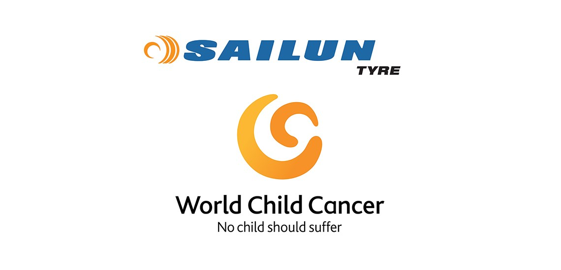 Sailun and World Child Cancer