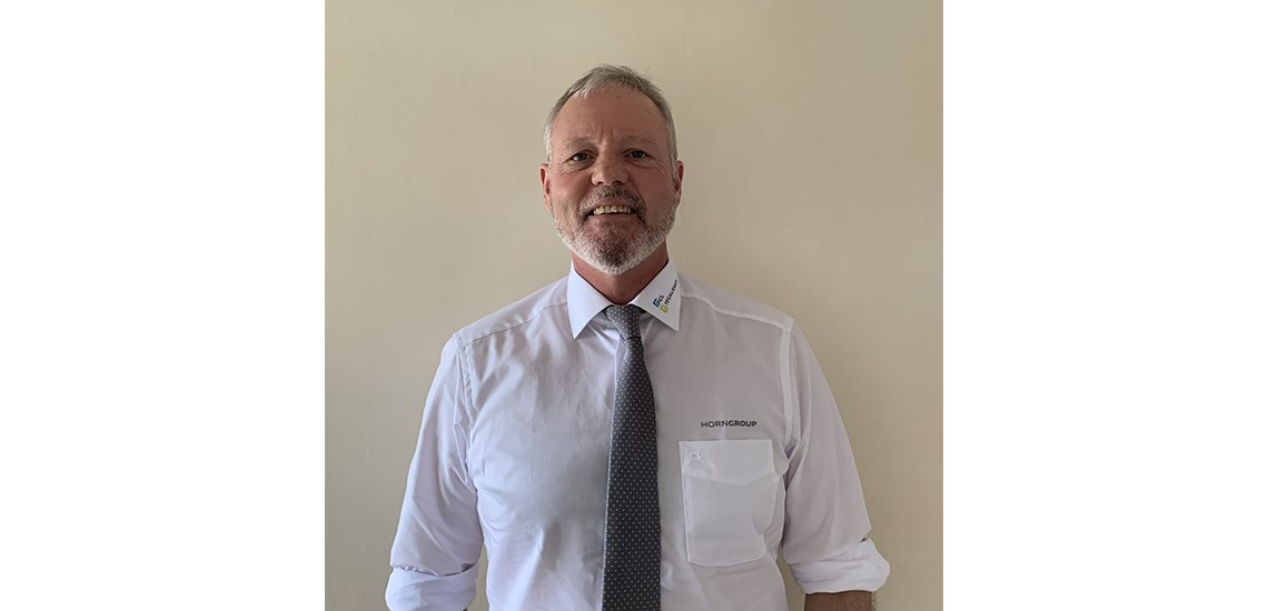 Steve Nolan, PCL's New Area Sales Manager