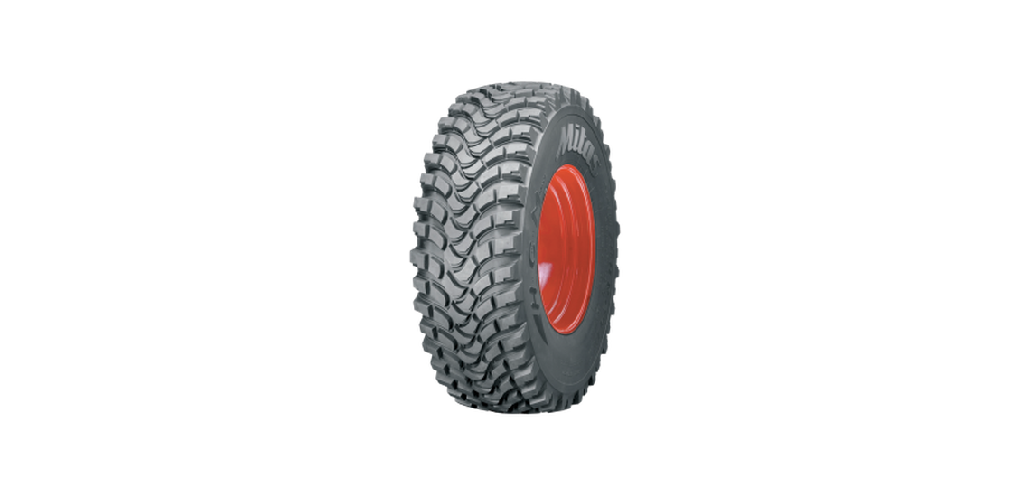 High Capacity Municipal (HCM) tyre range